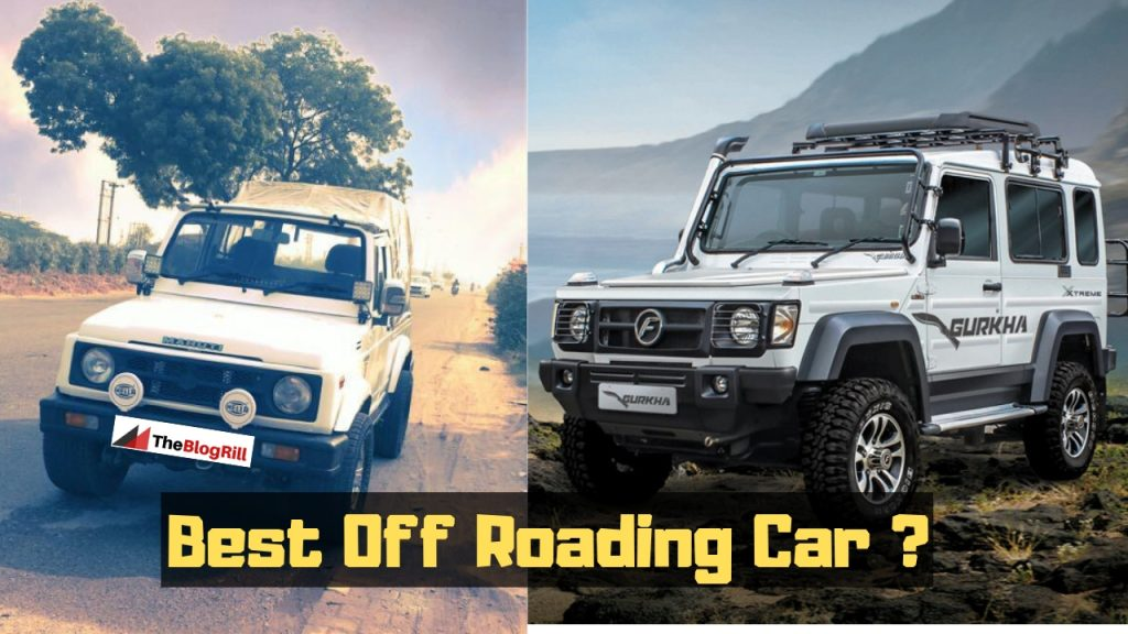Best Off Roading Cars