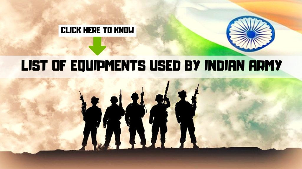 INDIAN ARMY EQUIPMENTS (1)