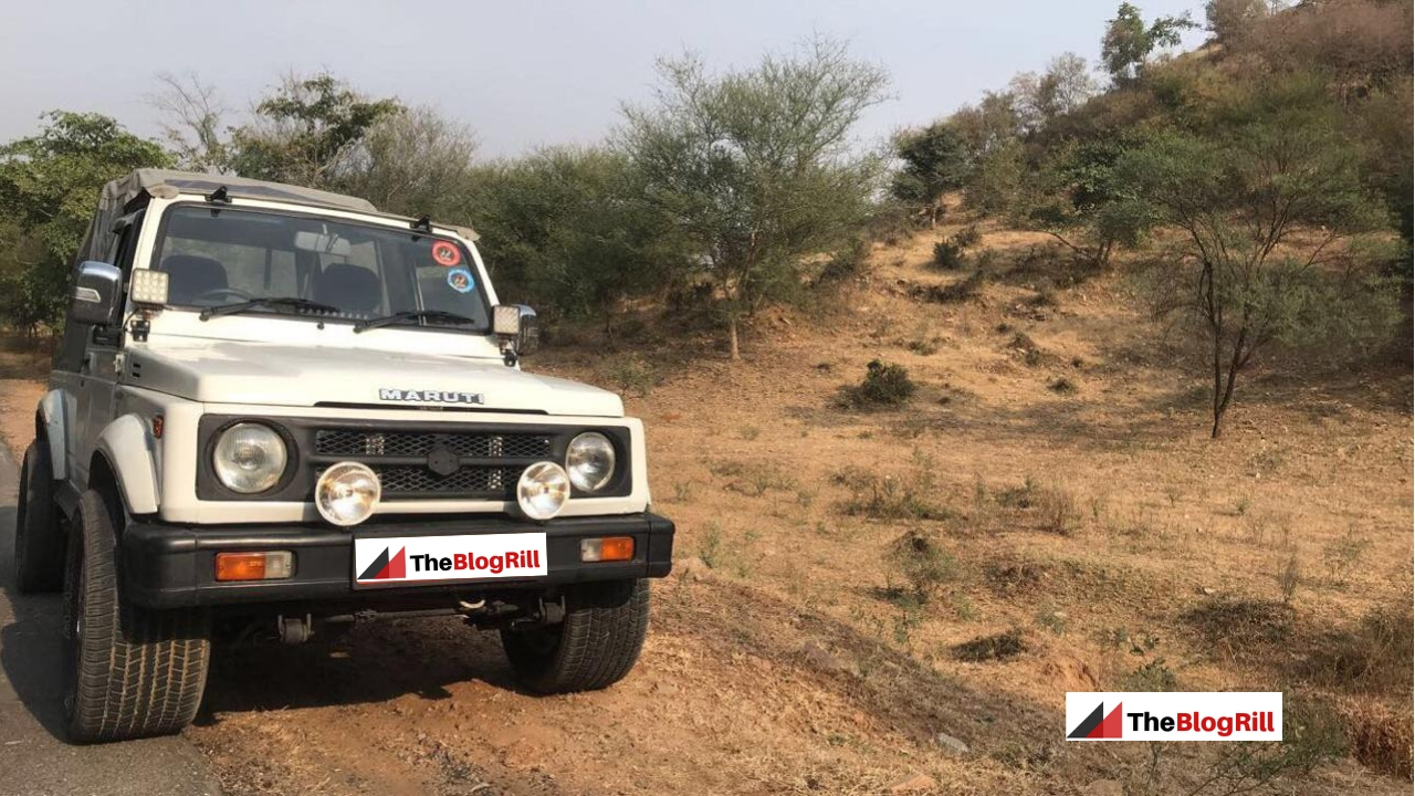 Maruti-gypsy-best-off-road-car
