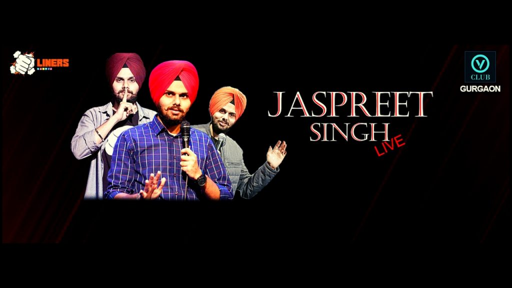 Punchliners Comedy Show ft Jaspreet Singh Event