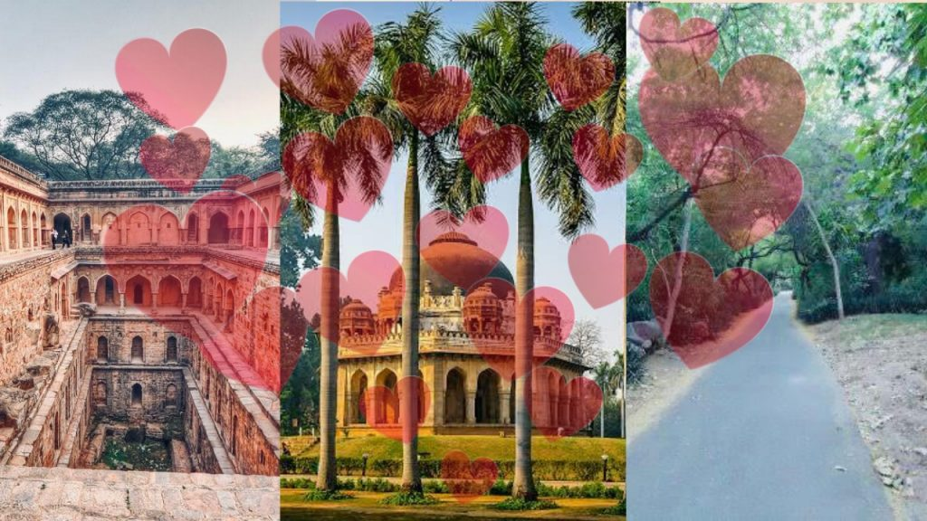 Places-to-visit-in-delhi-for-couples
