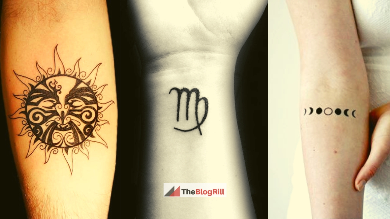 Simple Tattoo Designs for Men and Women