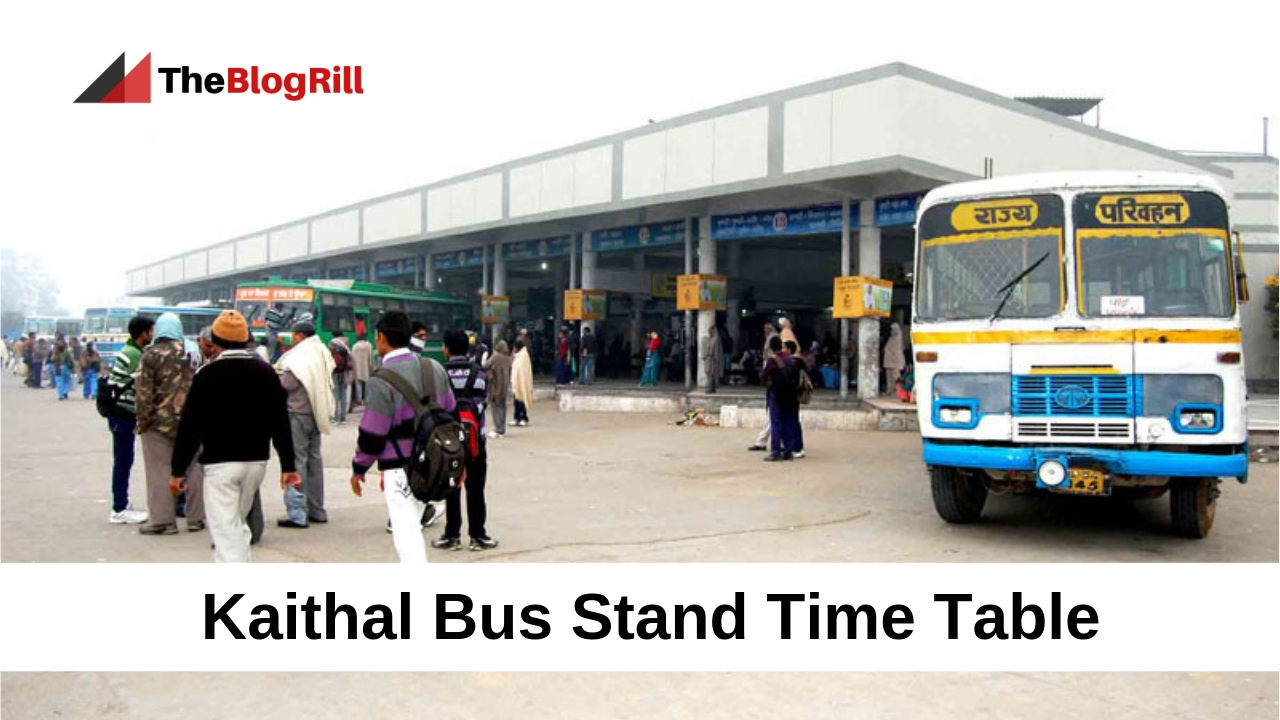 kaithal-bus-stand-time-table