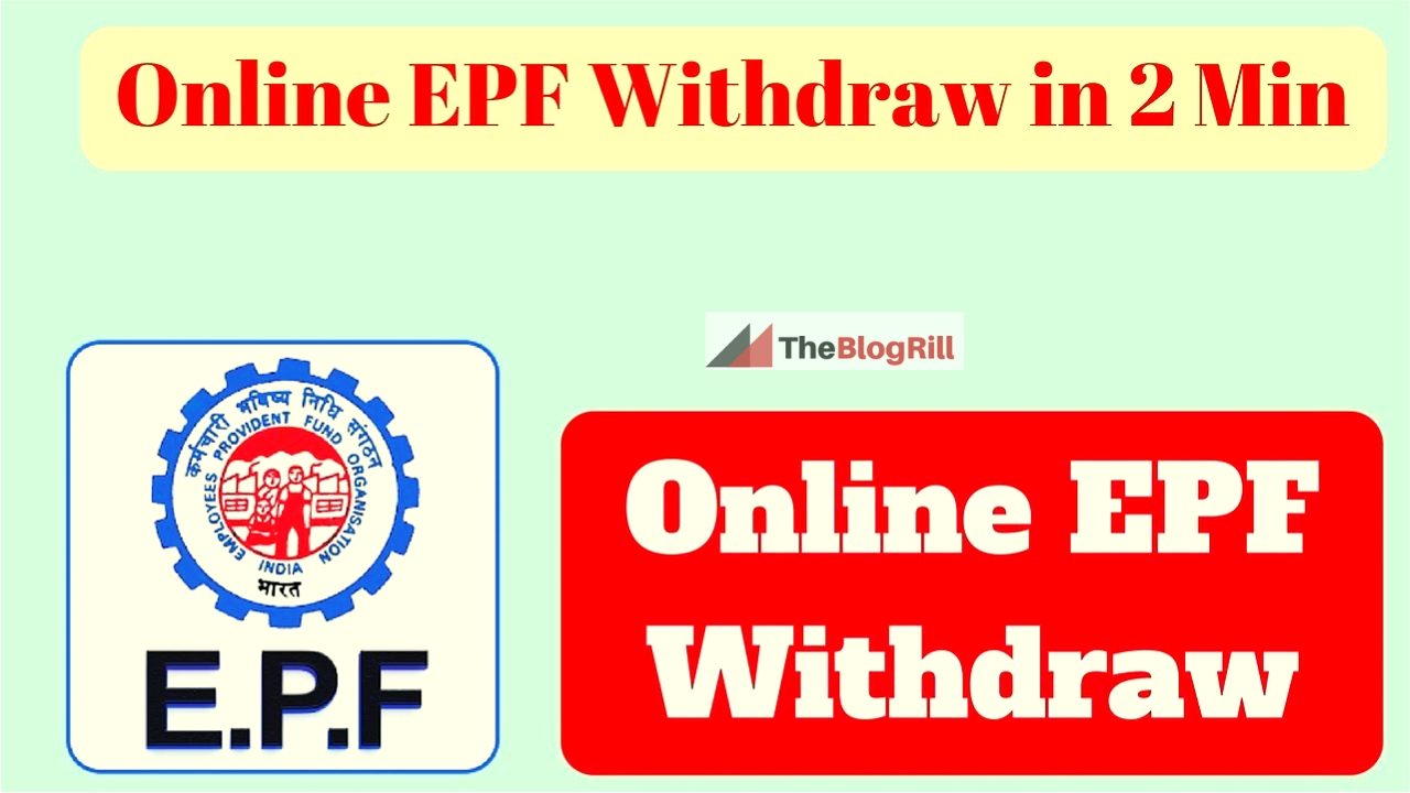 How to Withdraw PF Online