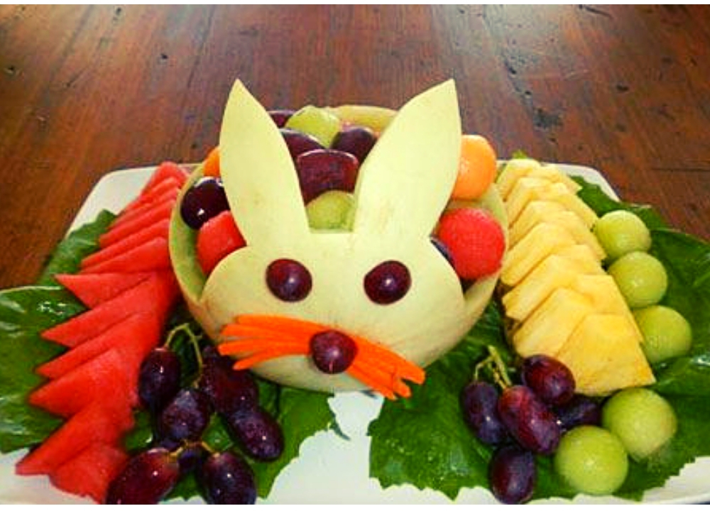 Salad Decoration Ideas for Competition