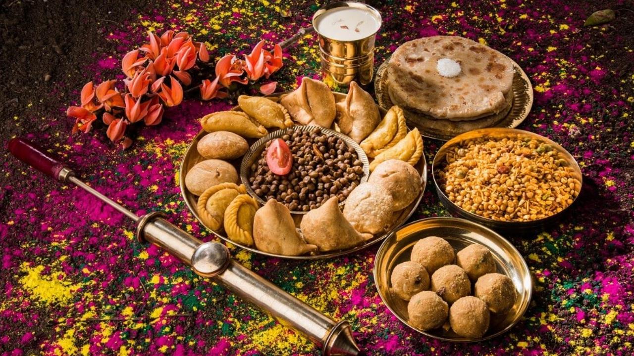Holi Special Recipe