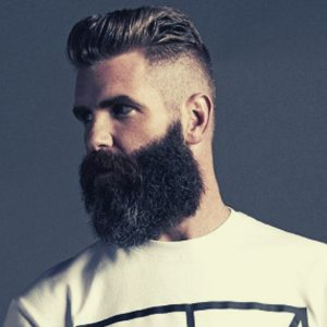 fulled-beard-style
