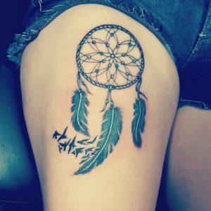 dream-catcher-tatoo-women