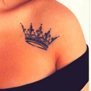crown-tatoo-design-for-women