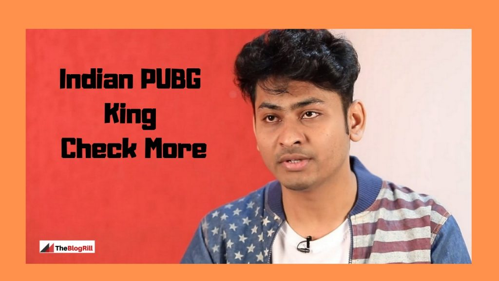 Indian PUBG King Check More
