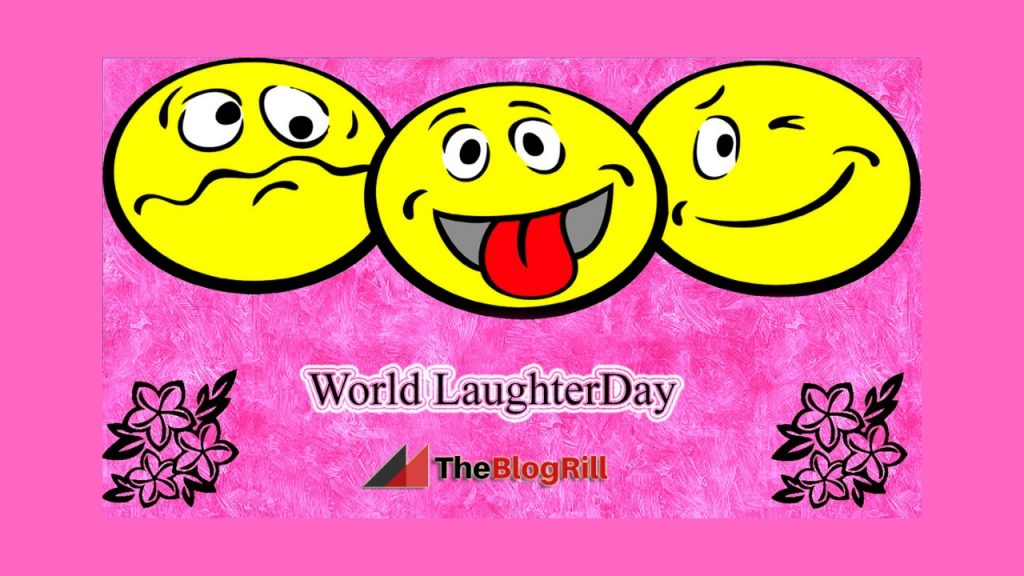 Celebrate this Sunday as World Laughter Day 2019