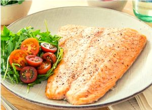 Salmon-Protein-Rich-Food