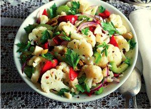 Cauliflower-Salad-Protein-Rich-Food