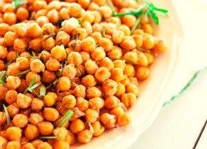 CHickpeas-High-Protein-Veg-Foods