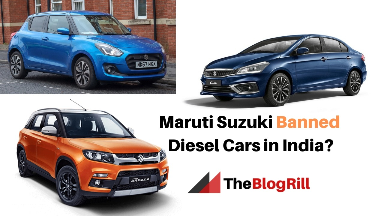 maruti-suzuki-banned-diesel-cars-in-india