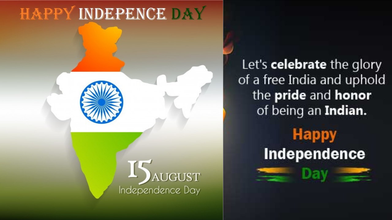 Happy Independence Day 2019; Wishes, Greetings, Quotes SMS and Images