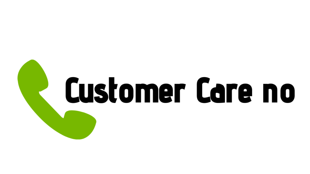 Customer Care no