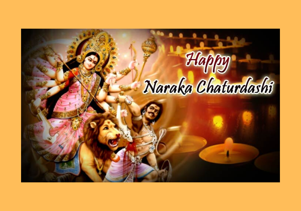 Narak Chaturdashi Wishes