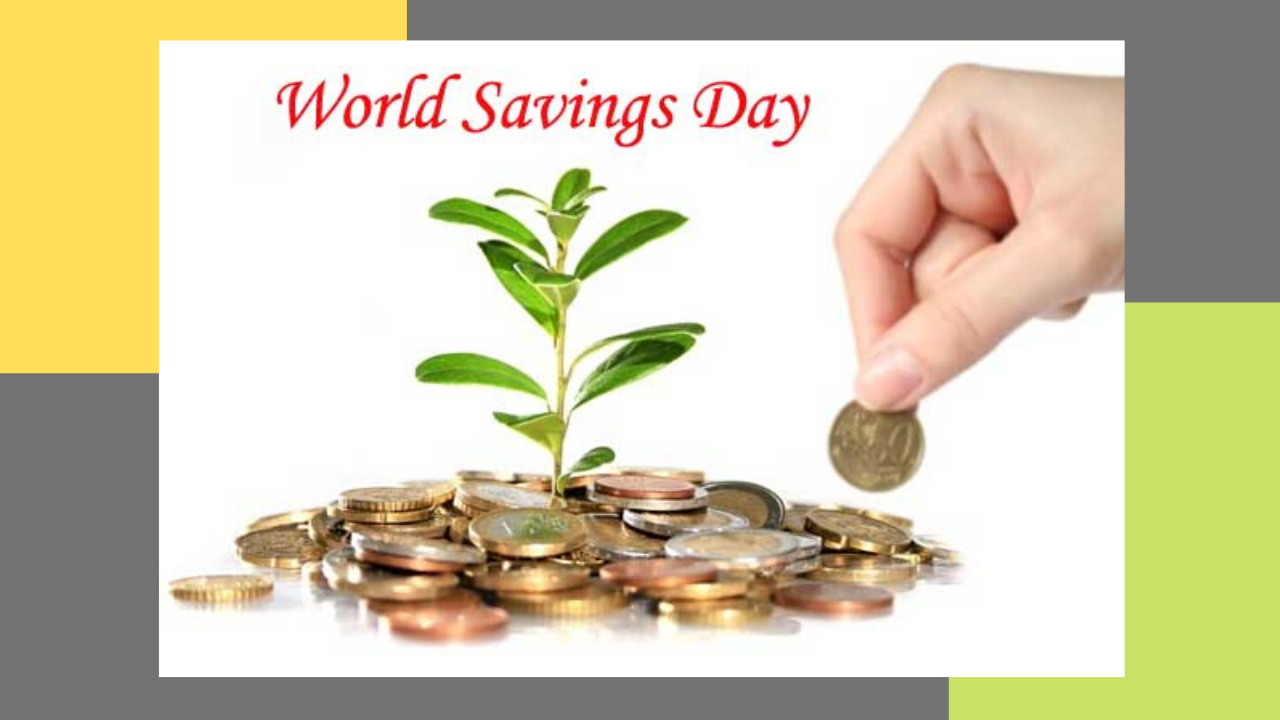international savings day 2019