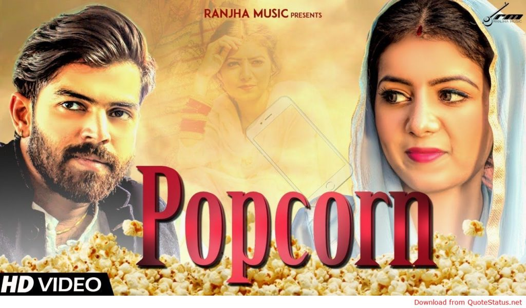 POPCORN-बरगी-Masoom-Sharma-song-download-video-status-new-haryanvi-song-2019-freedownload