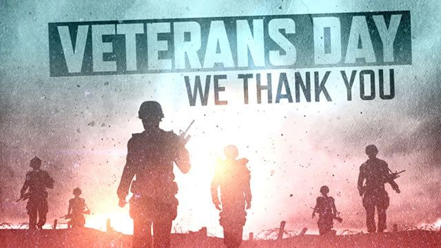 Veterans Day Messages and Greetings