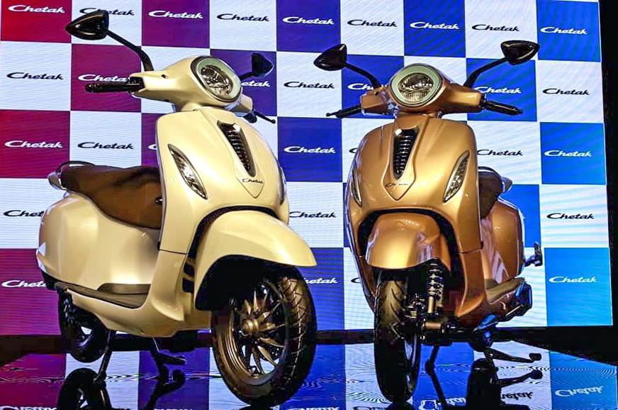 Bajaj Chetak Scooter Price and Specifications