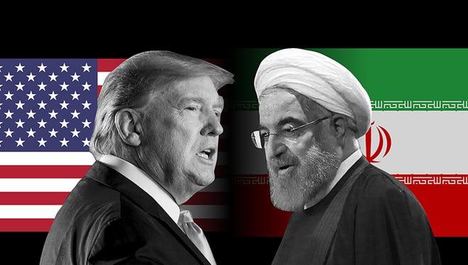 Iran vs Usa