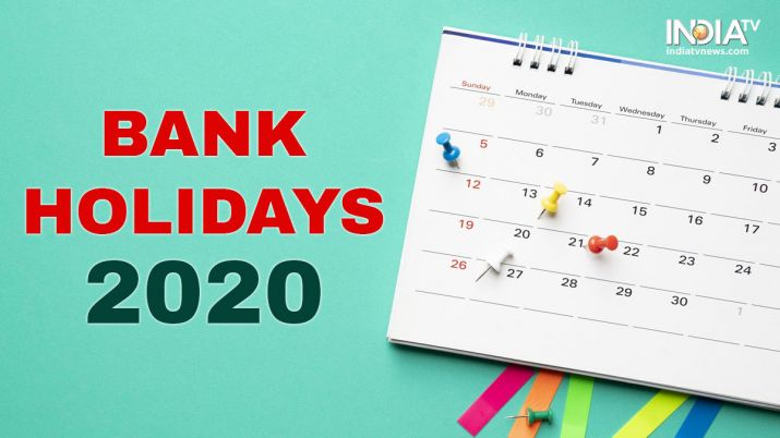 Bank Holidays 2020