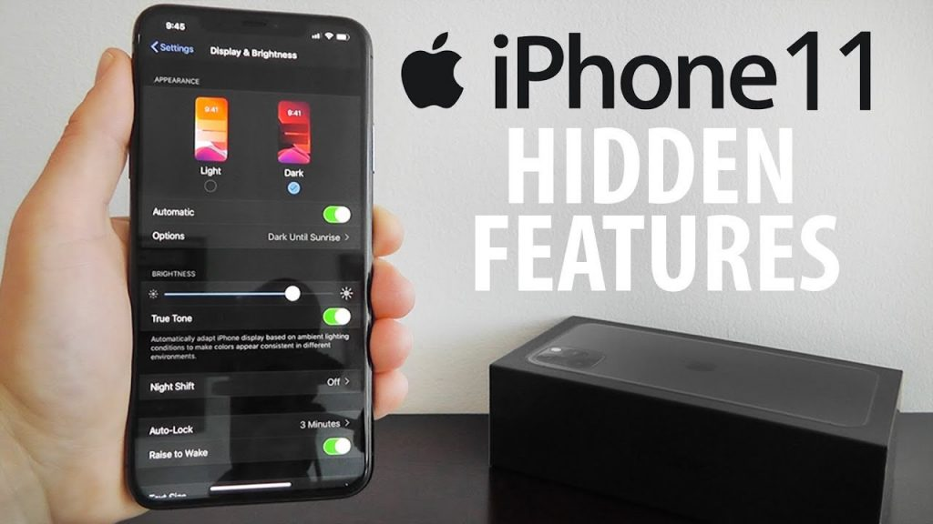 Best Hidden features and Tricks of iPhone 11
