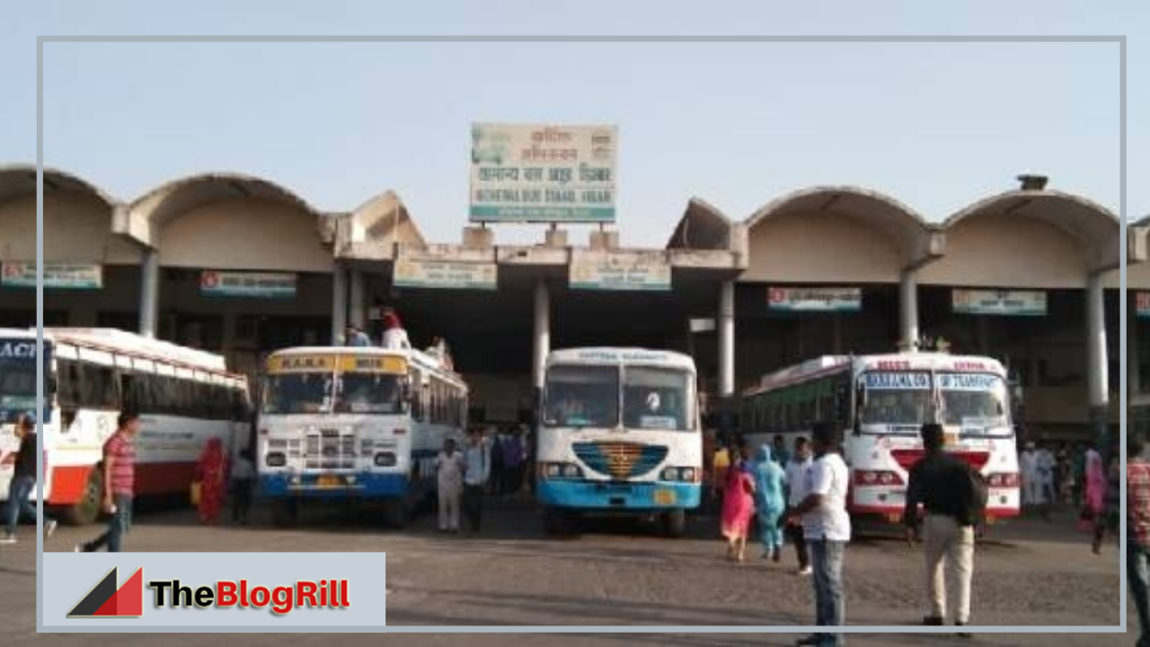 Hisar Bus Stand Time Table