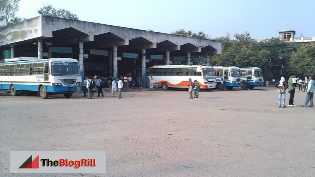 Mahendergarh Bus Stand Time Table