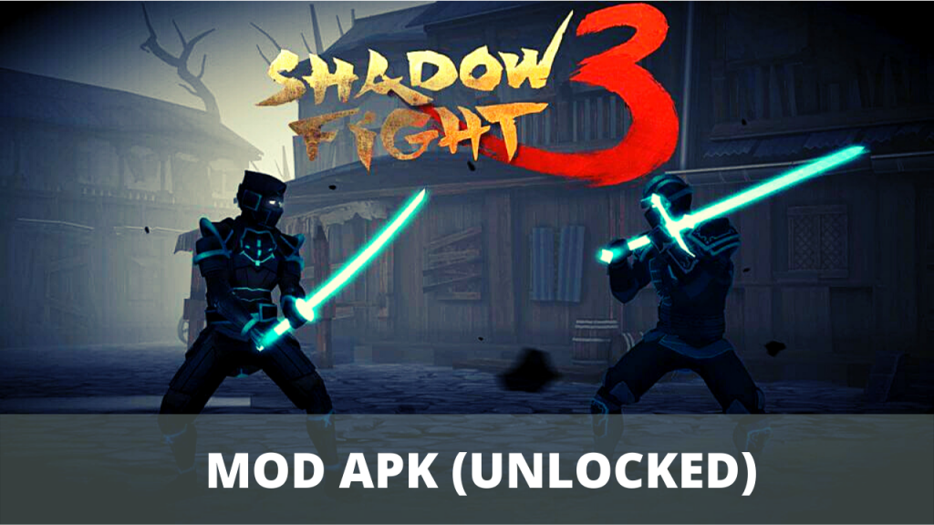SHADOW FIGHT 3MOD APK (UNLOCKED)